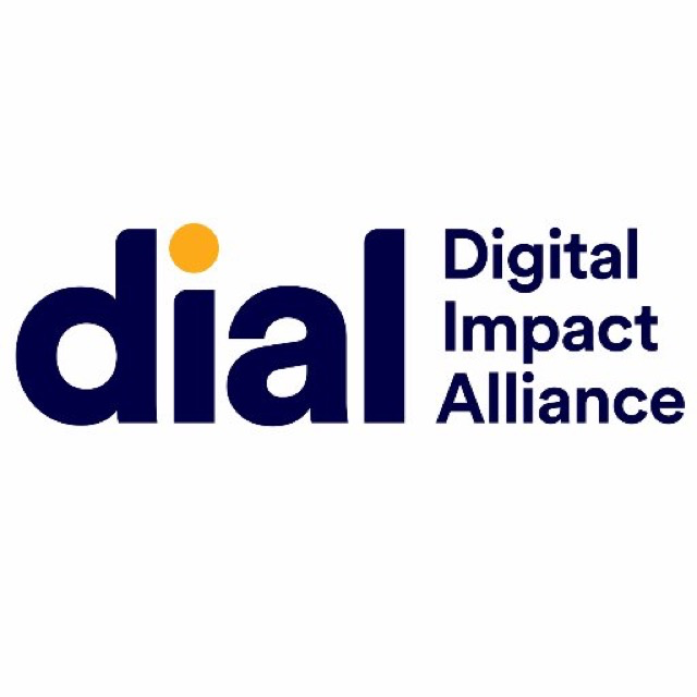 Digital impact alliance open source center logo.